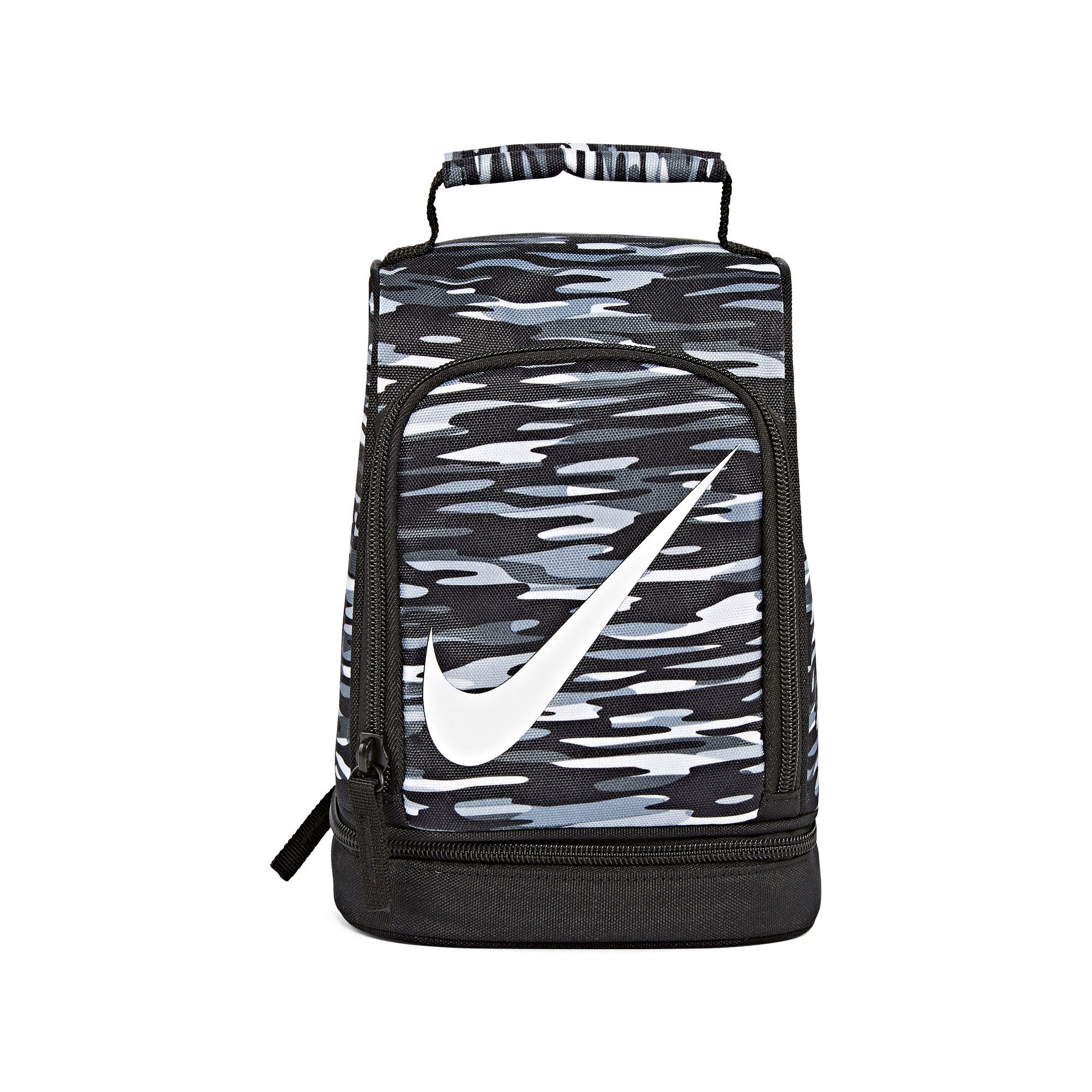 617847361999 UPC - Nike Dome Lunch Tote Black/Cool Gray/White (Black