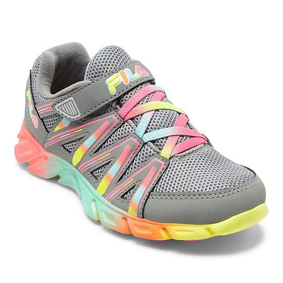 65018c02d608 Fila Crater 8 Girls Running Shoes - Little Kids - JCPenney