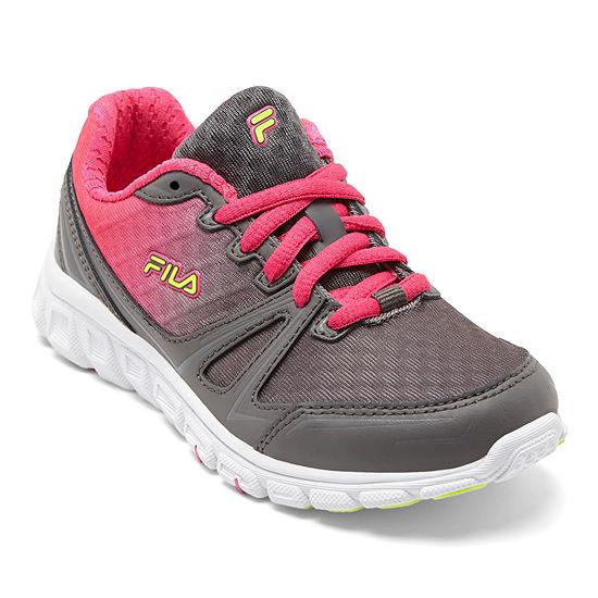 Fila Clarion Girls Running Shoes Little Kids