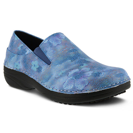8011fd82d9f20 Spring Step Professionals Ferrara Womens Slip-On Shoes Elastic Closed Toe -  JCPenney