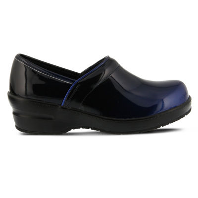 Spring Step Professionals Womens Neppie Slip-On Shoe Closed Toe