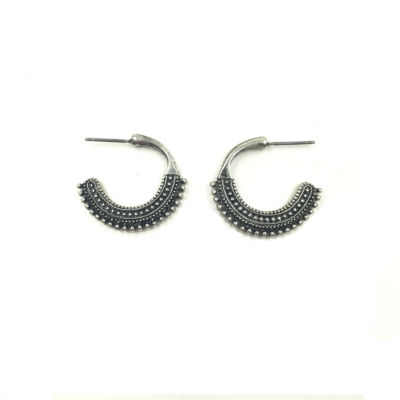 a.n.a 1 1/2 Inch Hoop Earrings
