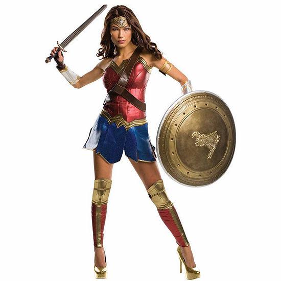 Batman v Superman: Dawn of Justice - Wonder Woman Grand Heritage Adult Costume