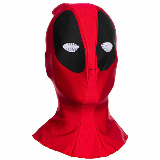Deadpool Fabric Adult Mask
