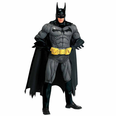 Collector's Edition Batman Adult Costume - One-Size