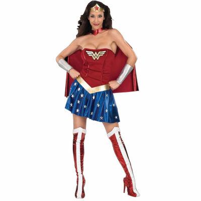 Wonder Woman Adult Costume