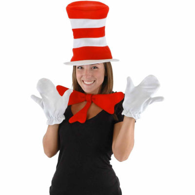 Dr. Seuss The Cat in the Hat - Accessory Kit