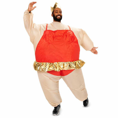 Ballerina Inflatable Adult Costume