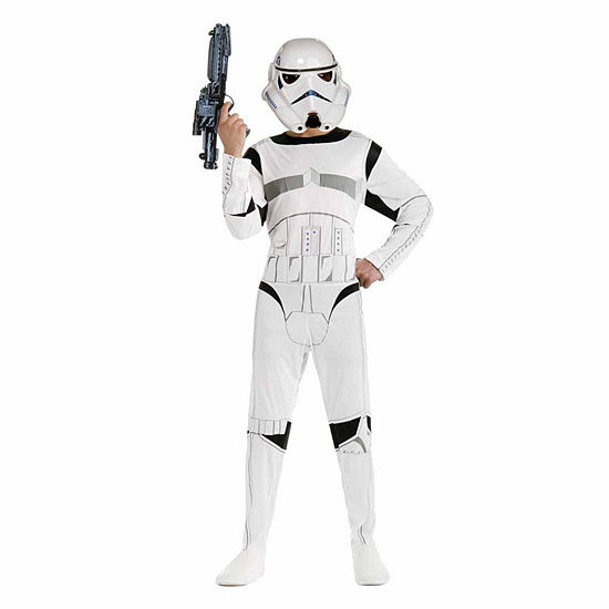 Star Wars Rebels - Stormtrooper Adult Costume - One-Size Fits Most