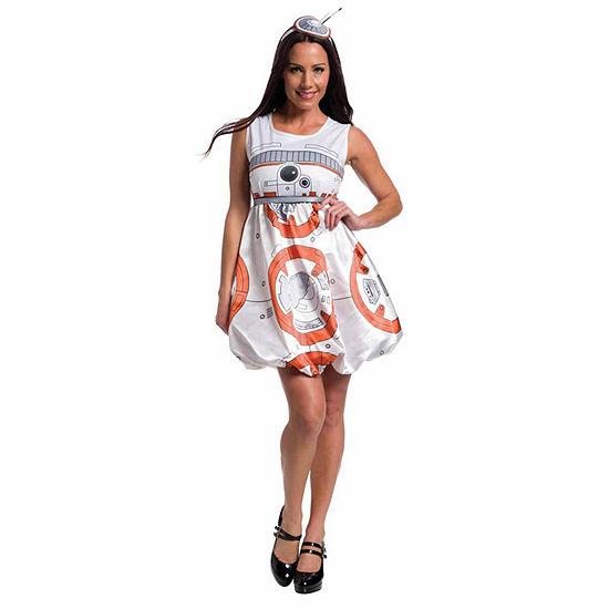Star Wars: The Force Awakens - BB-8 Adult Romper Costume