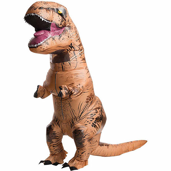 Jurassic World Inflatable T-Rex Adult Costume (One Size) Unisex Adult Costume Unisex Adult Costume