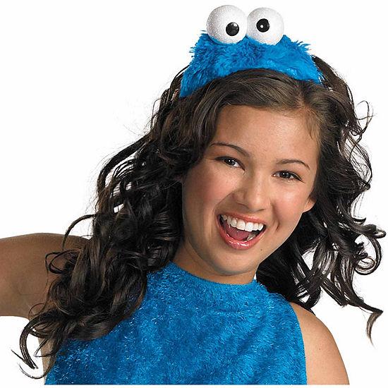 Sesame Street - Cookie Monster Adult Headband