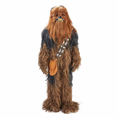 Star Wars - Chewbacca Collector's Edition Adult Costume - One Size Fits Most