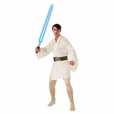Star Wars Deluxe Luke Skywalker Adult Costume - One Size Fits Most