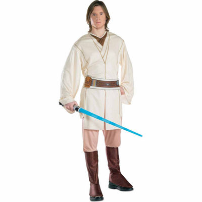 Star Wars  Obi-Wan Kenobi  Adult Costume - One-Size Fits Most