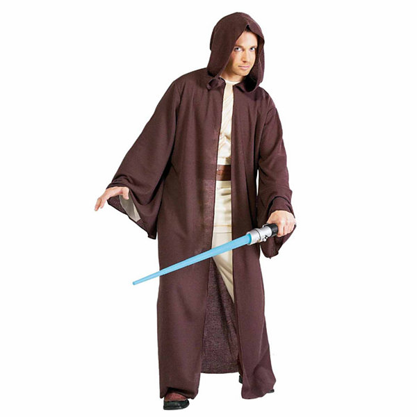 Star Wars - Jedi Robe Deluxe Adult Costume - One-Size Fits Most