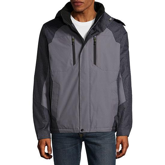 Zeroxposur Mens Midweight Ski Jacket