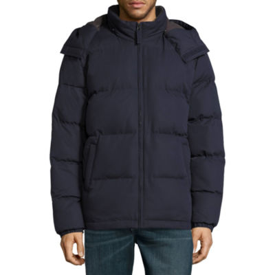 St. John's Bay Jacket Heavyweight Puffer Jacket