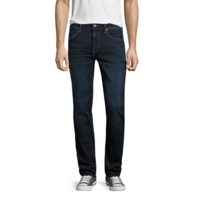 Arizona Mens Low Rise Skinny Fit Jean