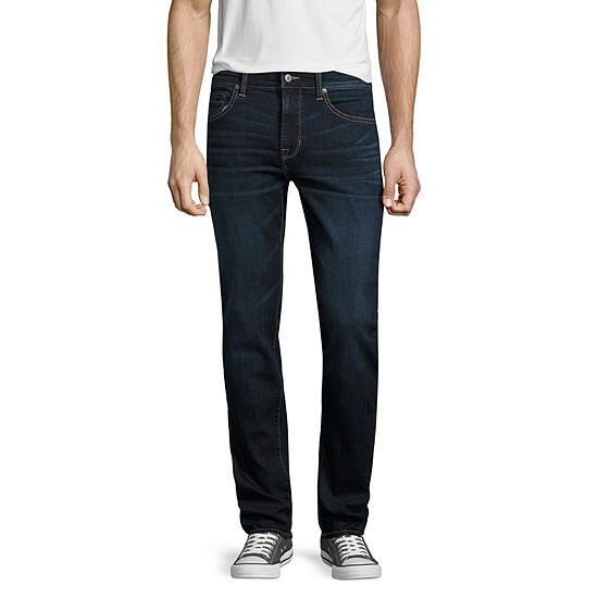 Arizona Mens Low Rise Skinny Fit Jean