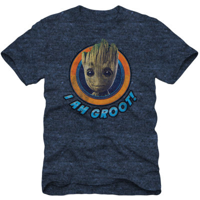 Short Sleeve Marvel Tv + Movies Graphic T-Shirt