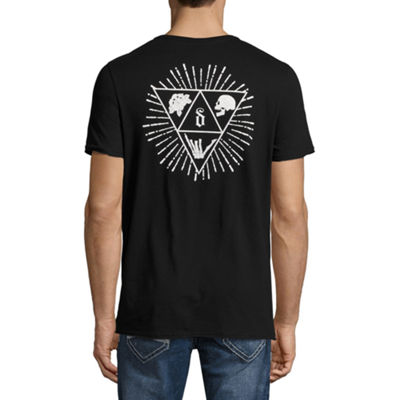 Decree Short Sleeve Crew Neck T-Shirt