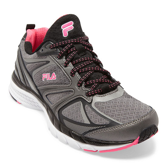 Fila Stalemate Womens Lace-up Running Shoes