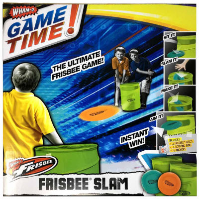 Frisbee Slam Set Game Set