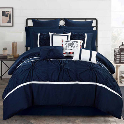 Chic Home Ashville 16-pc. Midweight Comforter Set