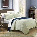 Chic Home Teresa 7-pc. Reversible Quilt Set
