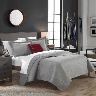 Chic Home Barcelo Quilt Set