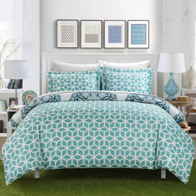 Chic Home Ibiza 7-pc. Duvet Cover Set