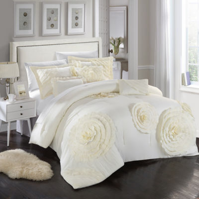 Chic Home Belinda 7-pc. Midweight Comforter Set