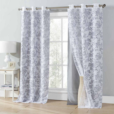 Duck River Heidilee 2-Pack Curtain Panel
