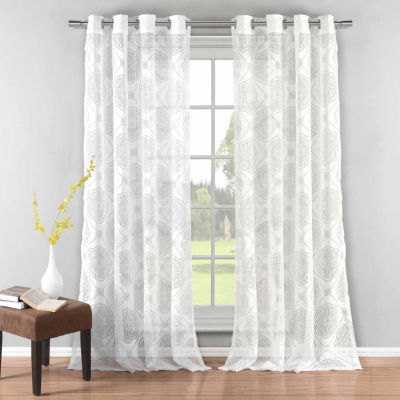 Duck River Kennellia 2-Pack Curtain Panel