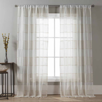 Duck River Lexis 2-Pack Curtain Panel