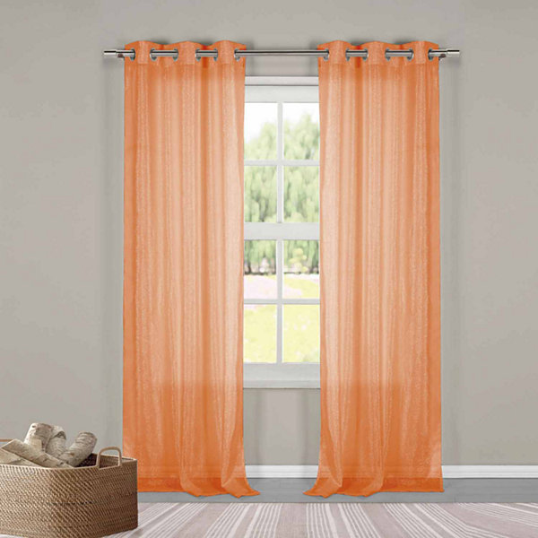 Duck River Metallico 2-Pack Curtain Panel