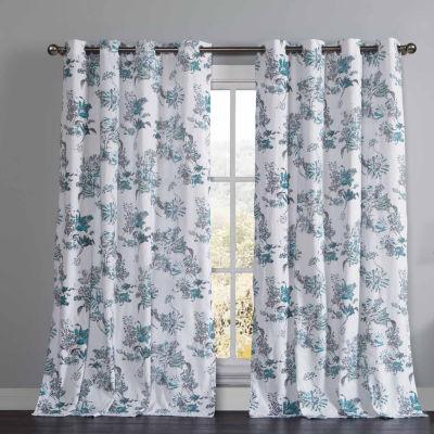 Kensie Alice 2-Pack Curtain Panel
