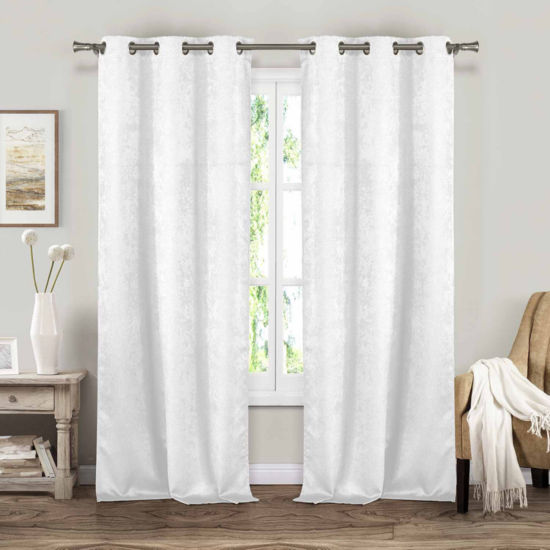 Blackout 365 Suzanne 2-Pack Blackout Curtain Panel