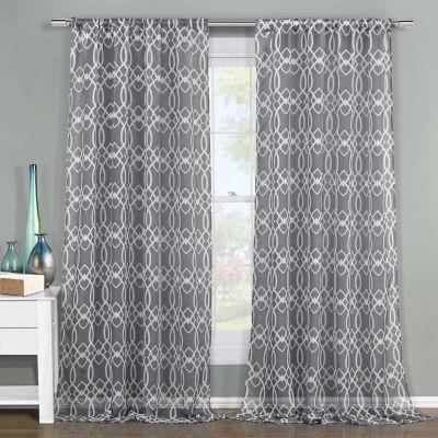 Duck River Newbella 2-Pack Curtain Panel