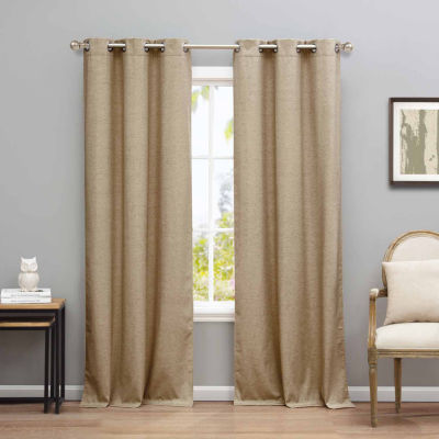 Blackout 365 Meavie 2-Pack Blackout Curtain Panel