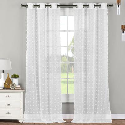 Kensie Dawsyn 2-Pack Curtain Panel