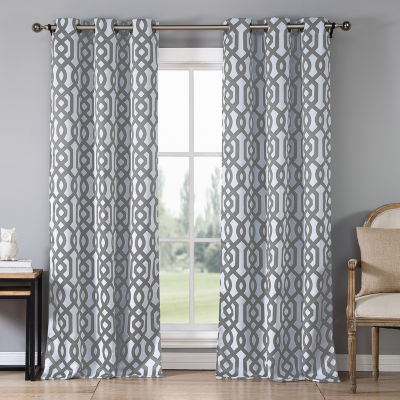 Duck River Aster 2-Pack Curtain Panel