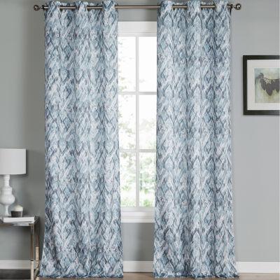 Kensie Nellie 2-Pack Curtain Panel