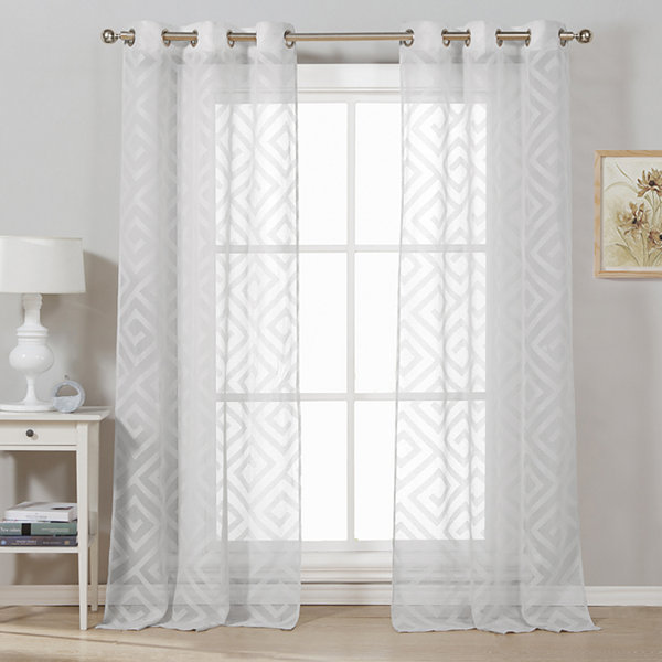 Duck River Calleigh 2-Pack Curtain Panel