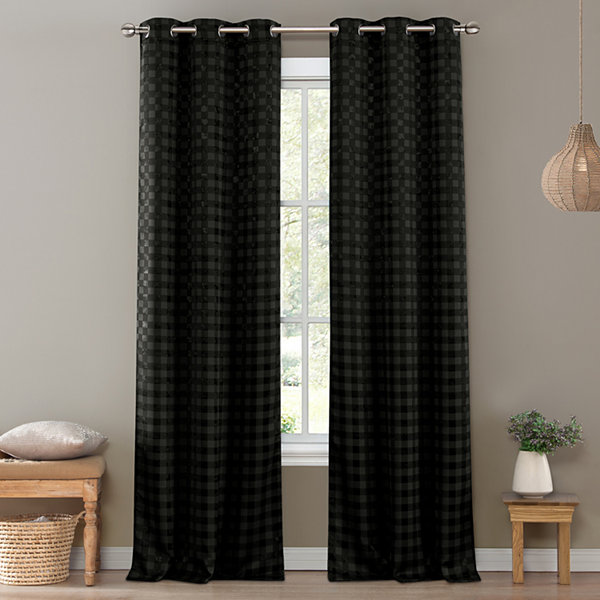 Duck River Brittany 2 Pack Blackout Curtain Panel Jcpenney