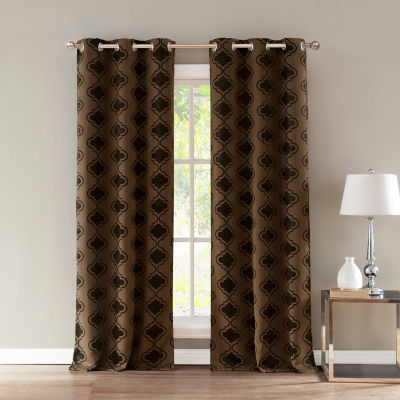 Duck River Crystal 2-Pack Blackout Curtain Panel