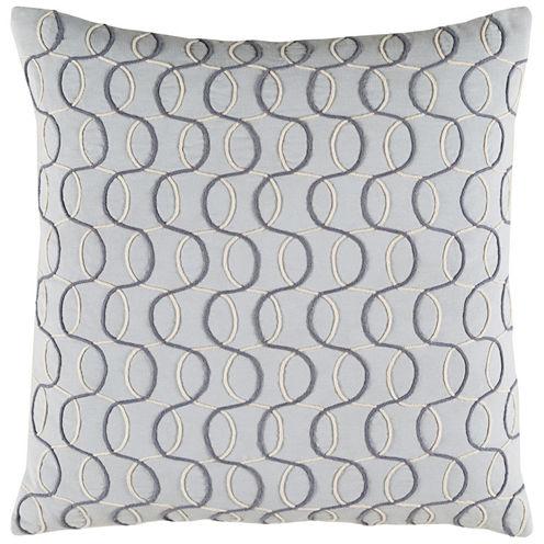 Decor 140 Lackington Square Throw Pillow