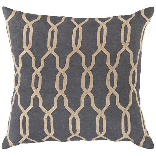 Decor 140 Asino Throw Pillow Cover