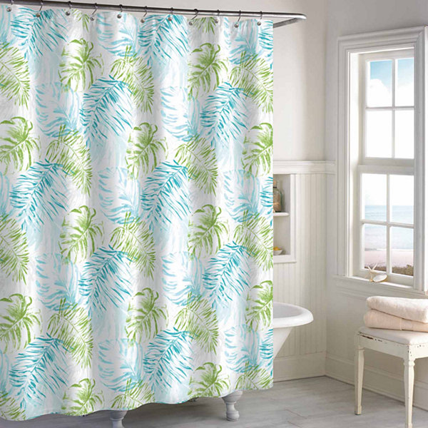 Destinations Tulum Shower Curtain